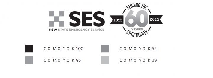Greyscale Logo Colour Values